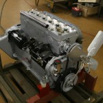 1928 Continental Car Engine overhaul